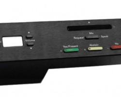 DM 6588 F Врезной микрофонный пульт конгресс-системы DCS 6000