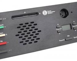 CM/DM 6680 F Врезной микрофонный пульт конгресс-системы DCS 6000