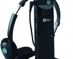 Цифровой инфракрасный (ИК) приемник синхронного перевода DIS DR 6004 / DR 6008 / DR 6032