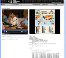 ПО DIS SW 7010 для потокового вещания и архивирования