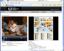 ПО DIS SW 7000 для веб-презентаций и записи аудио