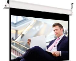 Adeo Inceel Моторизованный проекционный экран для монтажа в потолок с шириной полотна 170 – 400 см