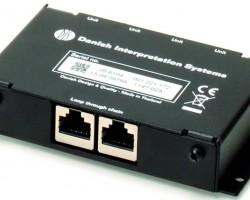 JB 6104 Делитель линии DCS-LAN на четыре выхода