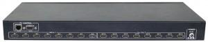 Матричный коммутатор HDMI 8x8 задняя панель