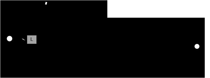 Рисунок 2. Упрощенная модель звукоусиления