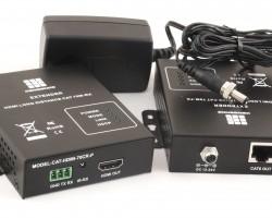 Kensence CAT-HDMI-100CT/R-P – Удлинитель HDMI сигнала по витой паре на расстояние до 100 метров