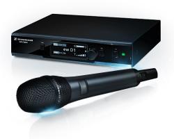 Эволюция от Sennheiser: новая беспроводная микрофонная система D1