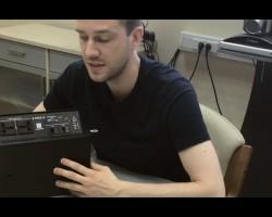 Видеообзор интерфейсного модуля Kensence S-Table