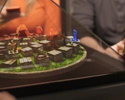 Holus приближает 3D-коммуникацию