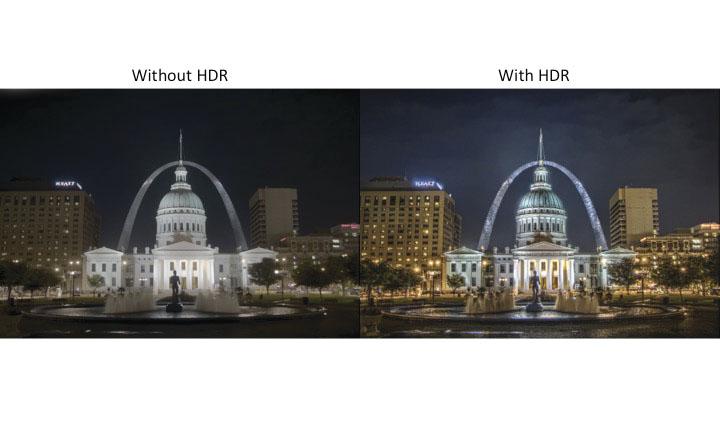 Таким образом, мы двигаемся в сторону кинотеатра в каждом доме. Конечно, популярное слово «4K» может быть движущей силой продаж телевизоров. Но, как говорится, пока не увижу — не поверю. Так и в этом случае — стоит зрителю хоть раз взглянуть на HDR-дисплей, в дальнейшем он будет уверен, что с не-HDR-системой «определенно что-то не так».