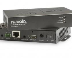 Nuvola MediaBoost MB-HDMI-70T/R – Удлинитель HDMI сигнала по витой паре, передача до 70 метров
