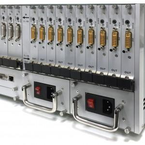 Nuvola MediaManager – Модульный матричный коммутатор 9×9 / 18×18 / 36×36 / 72×72