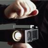 Анимированная «живая» проекция с бесконтактным управлением