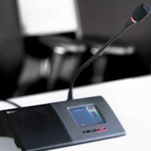 2 новинки Shure для конгресс-систем DIS DCS 6000