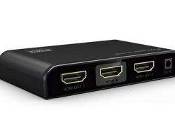 Lenkeng LKV312-V2.0 – Сплиттер 1 в 2 HDMI 2.0, 4К