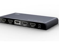 Lenkeng LKV314-V2.0 – Сплиттер (разветвитель) 1 в 4 HDMI 2.0, 4К