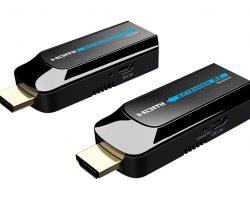 Lenkeng LKV372S – Удлинитель HDMI, FullHD, CAT6, до 50 метров, компактный размер